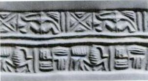 Lajja Gauri.Mesopotamia.2900-2700 bc