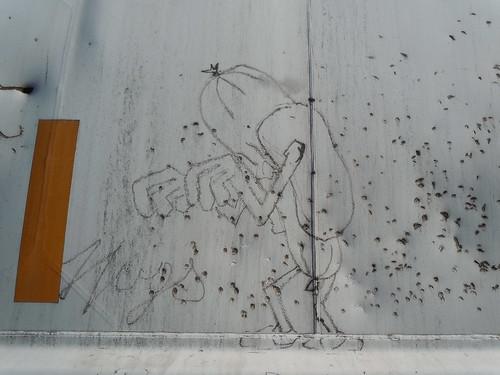 06-11-11 Rail Car Graffiti @ Renville, MN16