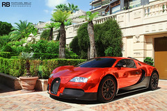 Bugatti Veyron RRR -EXPLORED- (Raphal Belly) Tags: red black ex car french photography eos hotel flickr riviera photographie explorer f1 casino monaco belly exotic 7d passion carlo monte hermitage raphael rb fairmont spotting gp supercars fli raphal explored worldcars