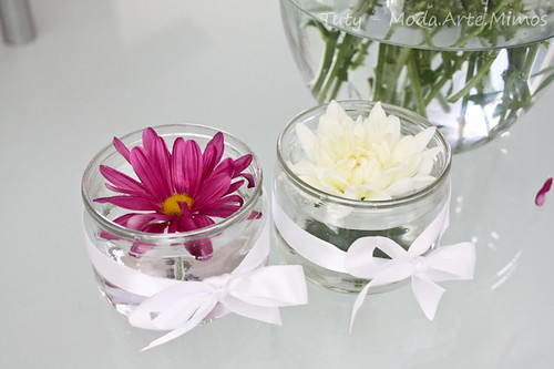 Dica DIY - Mini-micro vasinhos de flores