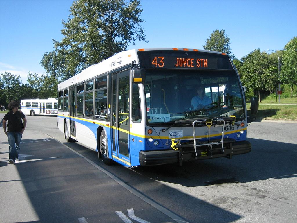 9646: 43 Joyce Station