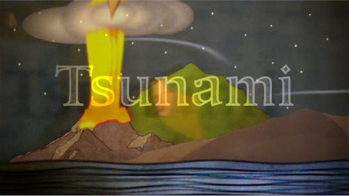 Tsunami video still