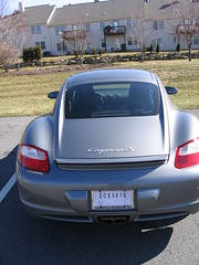 My Car (Clementinez) Tags: car porsche cayman caymans