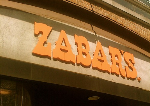 Zabars: New York City