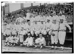 [Boston Red Sox team photo at 1912 World Series (baseball)]  (LOC) (The Library of Congress) Tags: white boston al team baseball redsox libraryofcongress 1912 bostonredsox worldseries americanleague xmlns:dc=httppurlorgdcelements11 1912worldseries dc:identifier=httphdllocgovlocpnpggbain10891