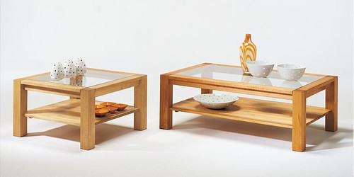 Minimalist Solid Wood Furniture from Bergmann | Home Trends | Decoration | Gardening from momoy.com