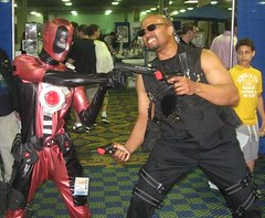 Pittsburgh Comicon 2008: Blade - The Deadpool Files (MorpheusBlade) Tags: costume cosplay blade daywalker deadpool pittsburghcomicon bladetheseries bladehouseofchthon pittsburghcomicon2008