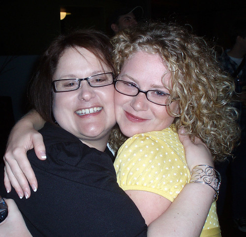 Lisa and Britt at TequilaCon last year