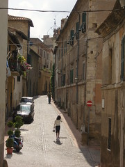 You and me (scaramau1) Tags: street italy photo call strada italia country picture doing cellulare only what noon moment meet lazio tarquinia intensive prospettiva prospective luoghi paese intenso abigfave