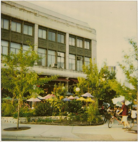 Loring Cafe, circa 1998