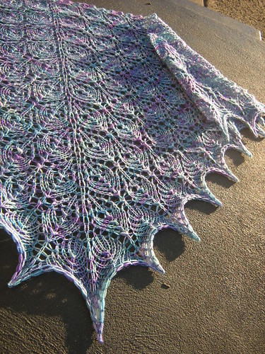 flowerbasket shawl FO may 08 016