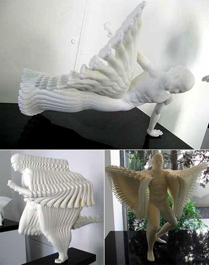 Esculturas 4D by Peter Jansen
