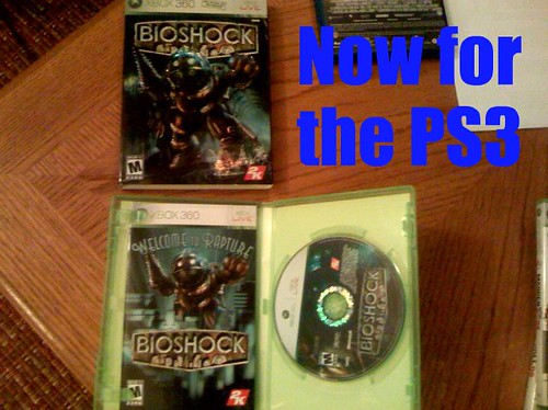 Bioshock for PS3
