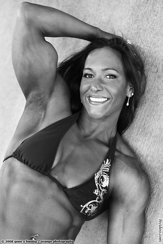 Sarah Hayes Female Bodybuilder