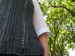 morsecodevest2 (SSutherland1) Tags: clothing knitting lace vests