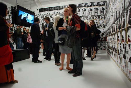 Corin Hardy & David Lupton: Surrounded by Horrors Exhibition