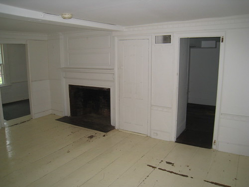 Second Floor: View of 2 exits