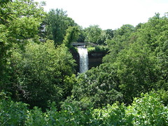 Minnehaha Falls (Mark Gstohl) Tags: park vacation minnesota minneapolis falls minnehaha minnehahafallspark 2008vacation
