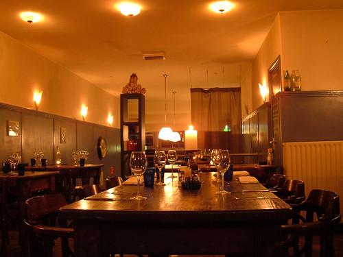 Restaurant Look