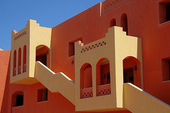 Egyptian Architecture (Siuloon) Tags: vacation holiday color composition canon egypt sharmelsheikh architettura sharm wakacje egipt architektura goldenglobe budynki eos30d aplusphoto thebestofday gnneniyisi qualitypixels llovemypics grandplazaresort artandvisions mygearandmepremium mygearandmebronze mygearandmesilver mygearandmegold mygearandmeplatinum