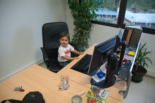 David en ex oficina