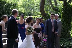 Getting coordinated. (JamieSanford) Tags: newyorkcity family wedding newyork tiara groom bride centralpark gown