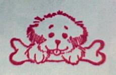 SligoCreekLetterbox2 (CJMConnors) Tags: park dog creek maryland letterboxing stamp bone sligo