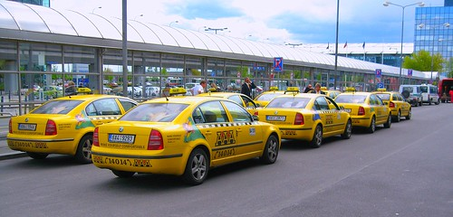 Skoda Taxi A Photo On Flickriver