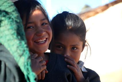 Sonrisa por Luis Yupanqui.