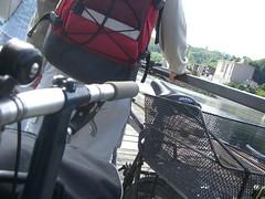 Water Taxi Bike Commute