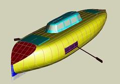 Cruising Rowboat