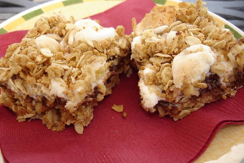 S'More Granola Bars