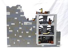 Outpost 05 (-Pendragon-) Tags: post lego apocalypse apoc brickarms pickingupthepiecesapocalegocontest