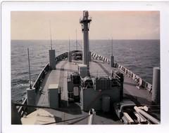 USS Georgetown AGTR 2 1966 (ojisancpw) Tags: navy georgetown usn uss forward focsle forcastle agtr2