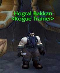 Hogral Bakkan <Rogue Trainer>