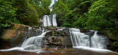 Connestee Falls NC (Walter Arnold Photography) Tags: walter water digital river geotagged flow photography waterfall nc nikon stream arnold sigma falls mirage 1020mm cascade geotag hdr highdynamicrange hdri brevard connestee the wnc d300 sigma1020 walterarnold wwwthedigitalmiragecom thedigitalmiragecom