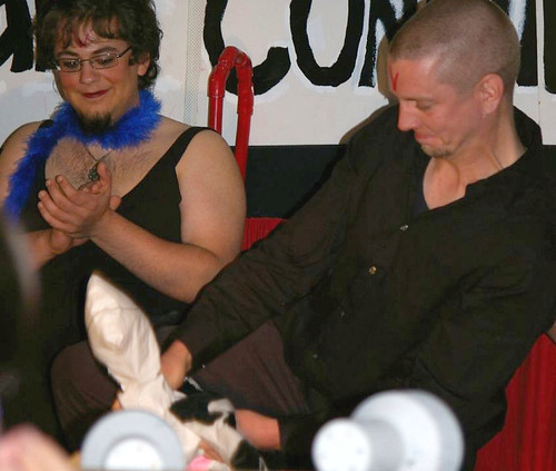 20080517 - Rocky Horror Picture Show - Jesse - cow sex - (by Casey) - ...