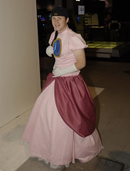 Princess? (ArenaNet) Tags: pax guildwars pax2007