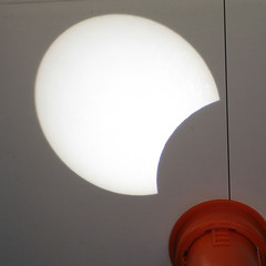 Partial Solar Eclipse #5