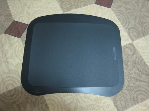 新 Airpad Pro III 特大和 Steel 4S 的大小比較圖