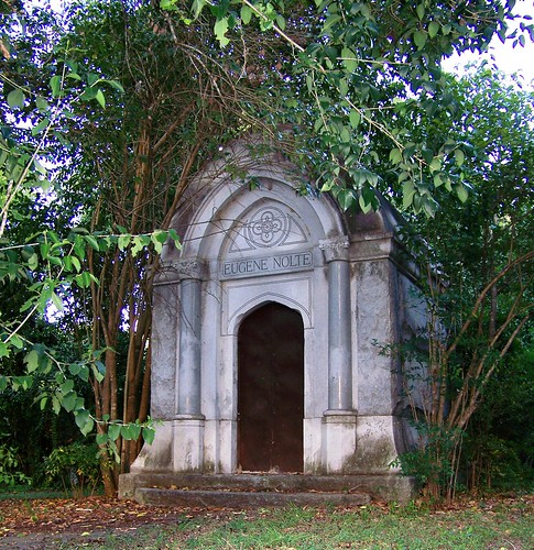 Nolte Tomb Side