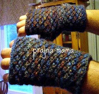 star struck wristwarmers male