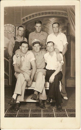 Barfield Brother of Emanuel County, GA. Sons of William and LeDora Boatright Barfield