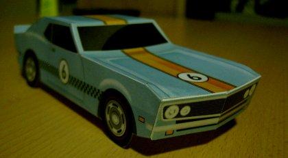 Auto (Papercraft)