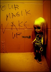 """Your magik wake up"""
