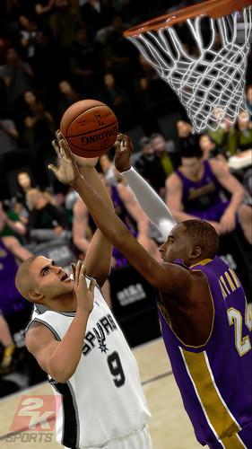 Kobe and Parker
