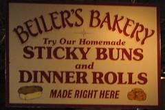 Beiler's Sign