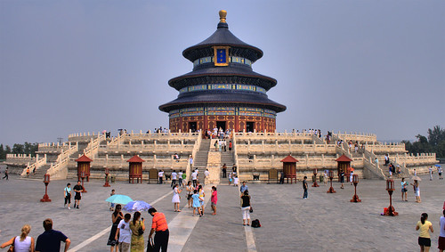 Temple of Heaven (HDR)