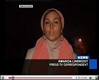 Amanda Lindhout, una de las periodistas secuestradas
