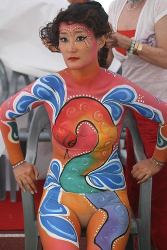 World Bodypainting Festival Asia 2008